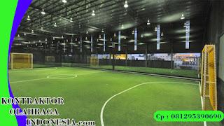 Nusa Tenggara Timur Harga Pembuatan Lapangan Futsal Murah Bagus Profesional