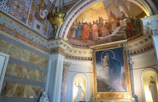 La Capilla del Palacio Archillion.