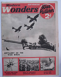 16 March 1940 worldwartwo.filminspector.com Modern Wonders
