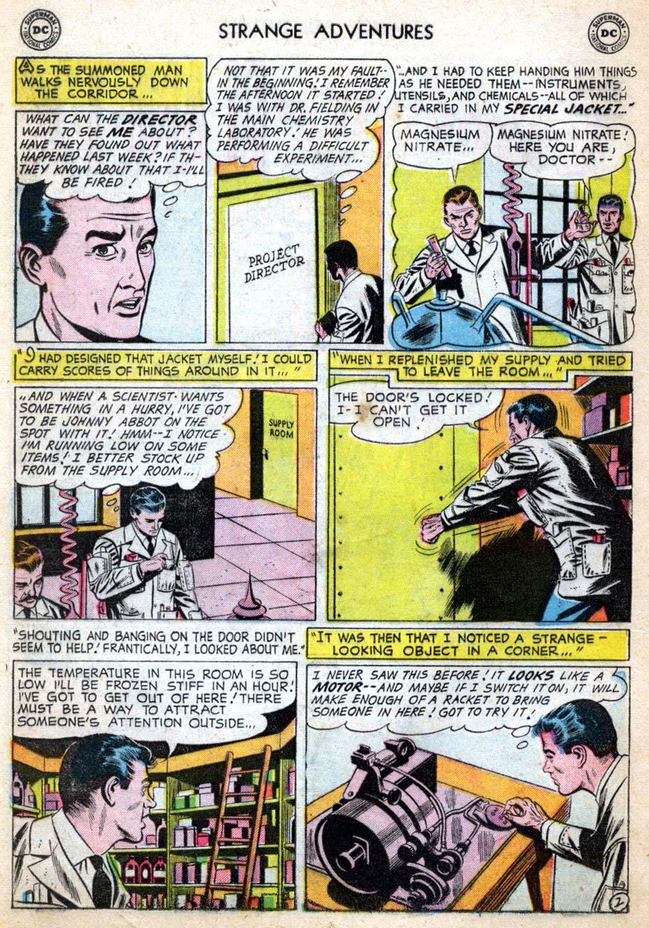 Strange Adventures (1950) issue 62 - Page 12