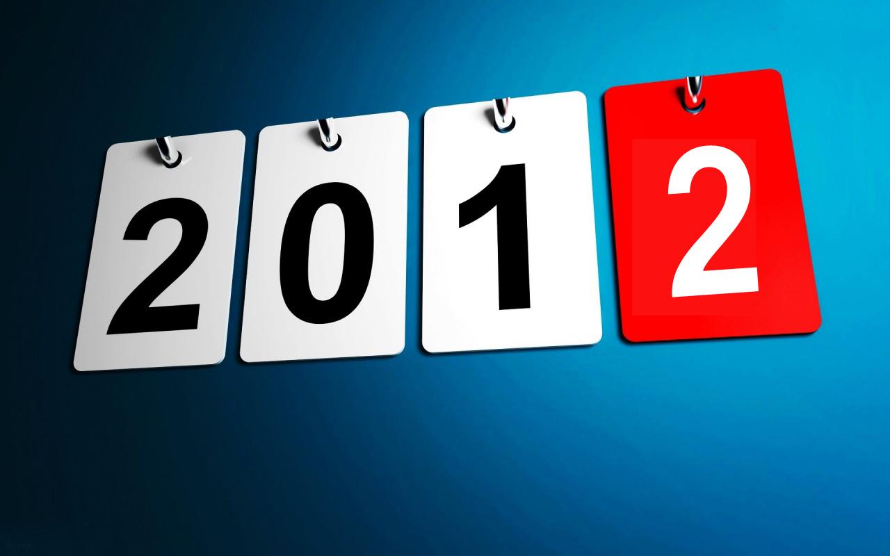 NEW WALLPAPER ON 2012 December 2011