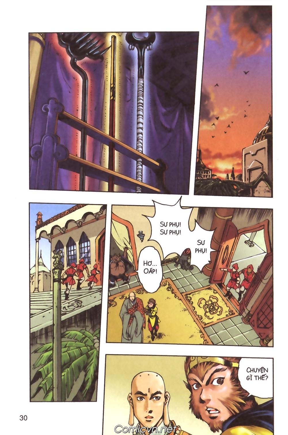 Tây Du Ký màu - Chapter 124 - Pic 26