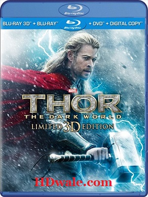 Thor 2 Full Movie Download English (2013) 1080p & 720p BluRay