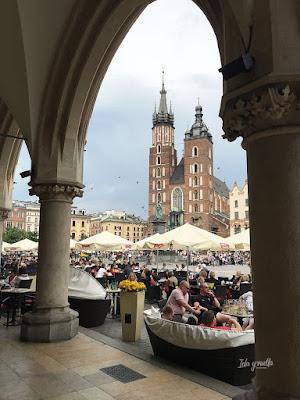 Cracovia 4 días Basílica de Santa María