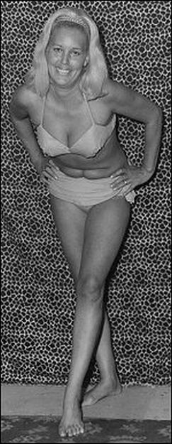 Beverly Shade - Classic Womens Pro Wrestling