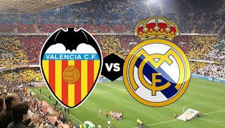 بالارقام فالنسيا و ريال مدريد قبل المواجهة
