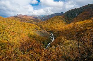 Vista de la Reserva Natural Garganta de los Infiernos