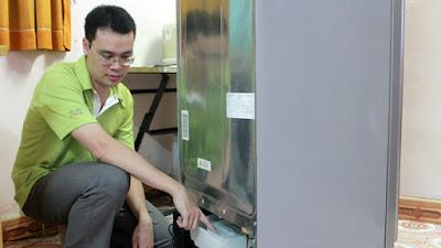 bảo hành tủ lạnh- Bách Khoa