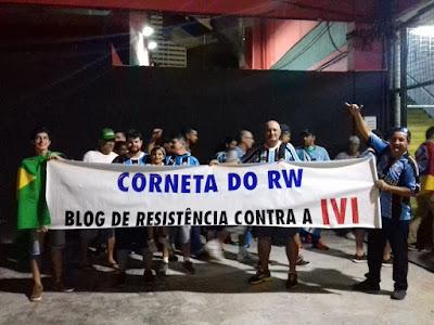 Resultado de imagem para blog de resistência contra ivi