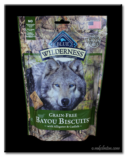 Grain-free Bayou Biscuits from Blue Wilderness