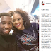 Timi Dakolo's sweet and funny message to his wife on their 5th weedinng anniversary