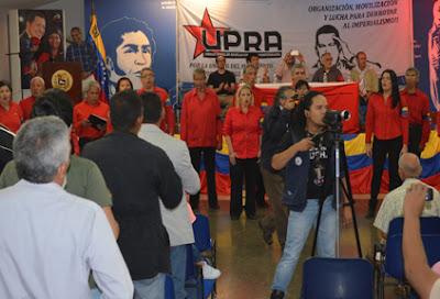 Carabobo: UPRA invita al IV Encuentro Nacional de Organizaciones revolucionarias