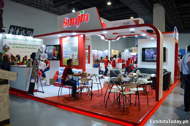 Sunjin Tradeshow Display