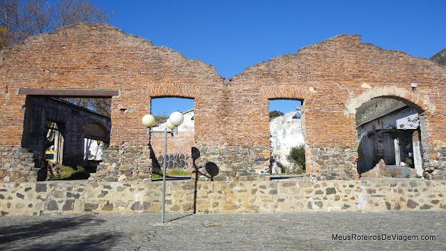 Ruínas de Colonia de Sacramento - Uruguai
