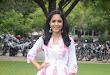 Ritu varma Dazzling at Pelli Chupulu movie event