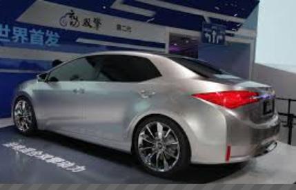 2016 Toyota Yundong Shuangqing Concept