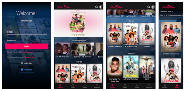 YouthApps - MySoulMateTv Official Mobile App