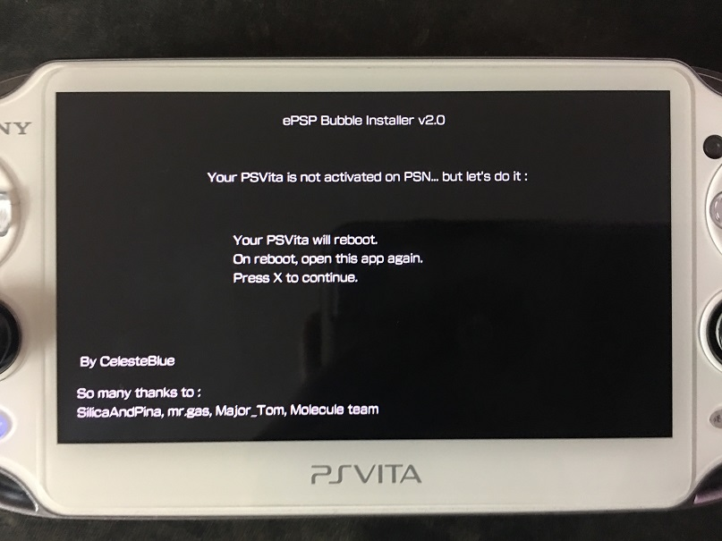 myfriendstoldmeaboutyou - Guide ps vita hack choi game psp
