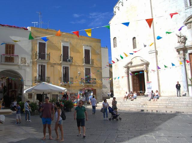 starówka Bari, jak wygląda, spacer po mieście