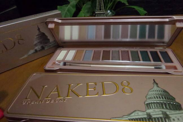 Eyeshadow NAKED 8 URBAN DECAY EYESHADOW