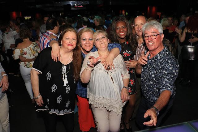 Último baile en la discoteca Anaconda