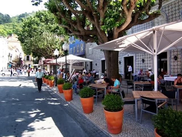 Bares em Sintra