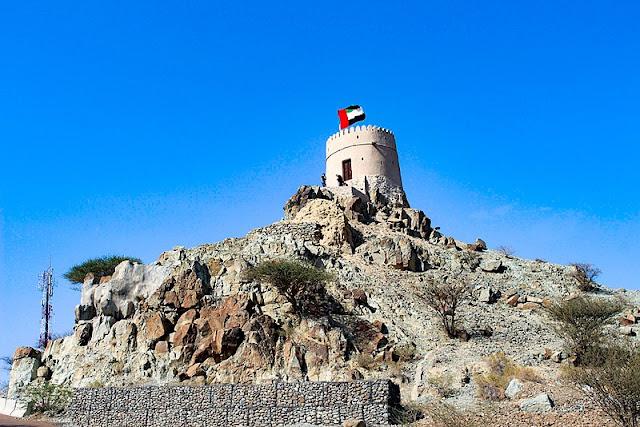 Menara Pengawas di Hatta Heritage Village