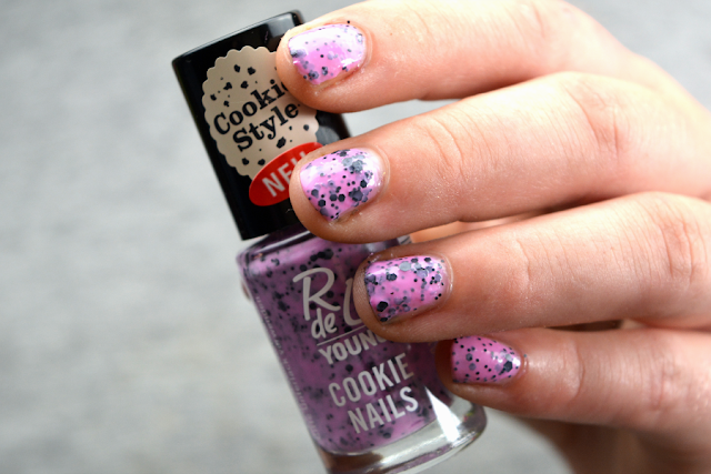 Rival de Loop Young Cookie Style Nagellack | Crazy Cookie Tragebild