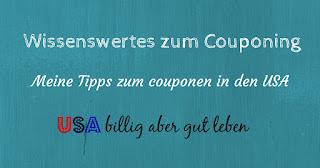 Couponing Informationen und Tipps