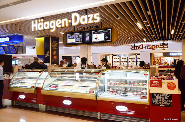 Haagen Dazs Malaysia Launches Premium Flavoured Lattes