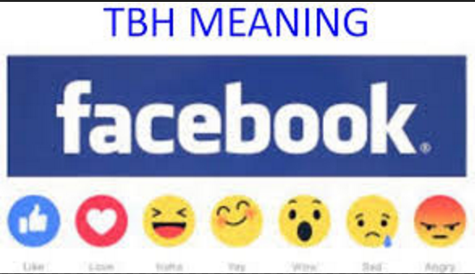 TBH Meaning Facebook