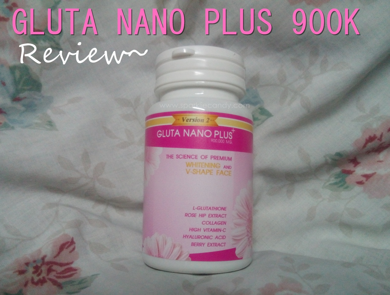 my name is chien review gluta nano plus 900k. Black Bedroom Furniture Sets. Home Design Ideas