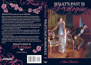 Full Book Cover: What's Past is Prologue by Ann Galvia