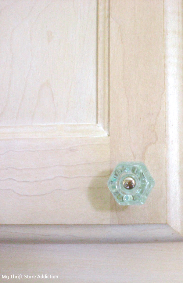hollow core door vintage inspired upcycle