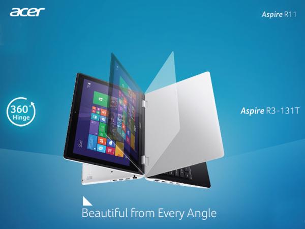 Mengulas Teknologi dan Spesifikasi Laptop Acer Terbaru Aspire R11