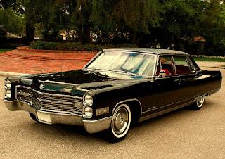 1966 Cadillac Fleetwood Brougham Car