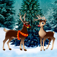 Games2rule Christmas Reindeer Rescue