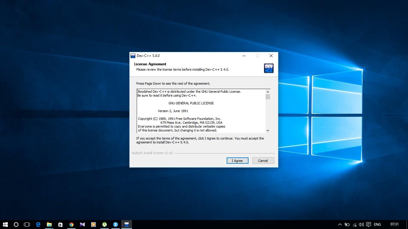 download dev c++ for linux