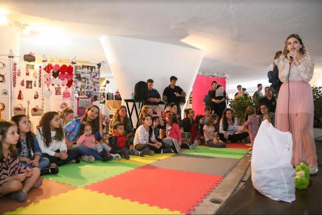Programação especial de literatura infantil na semana do Dia das Crianças