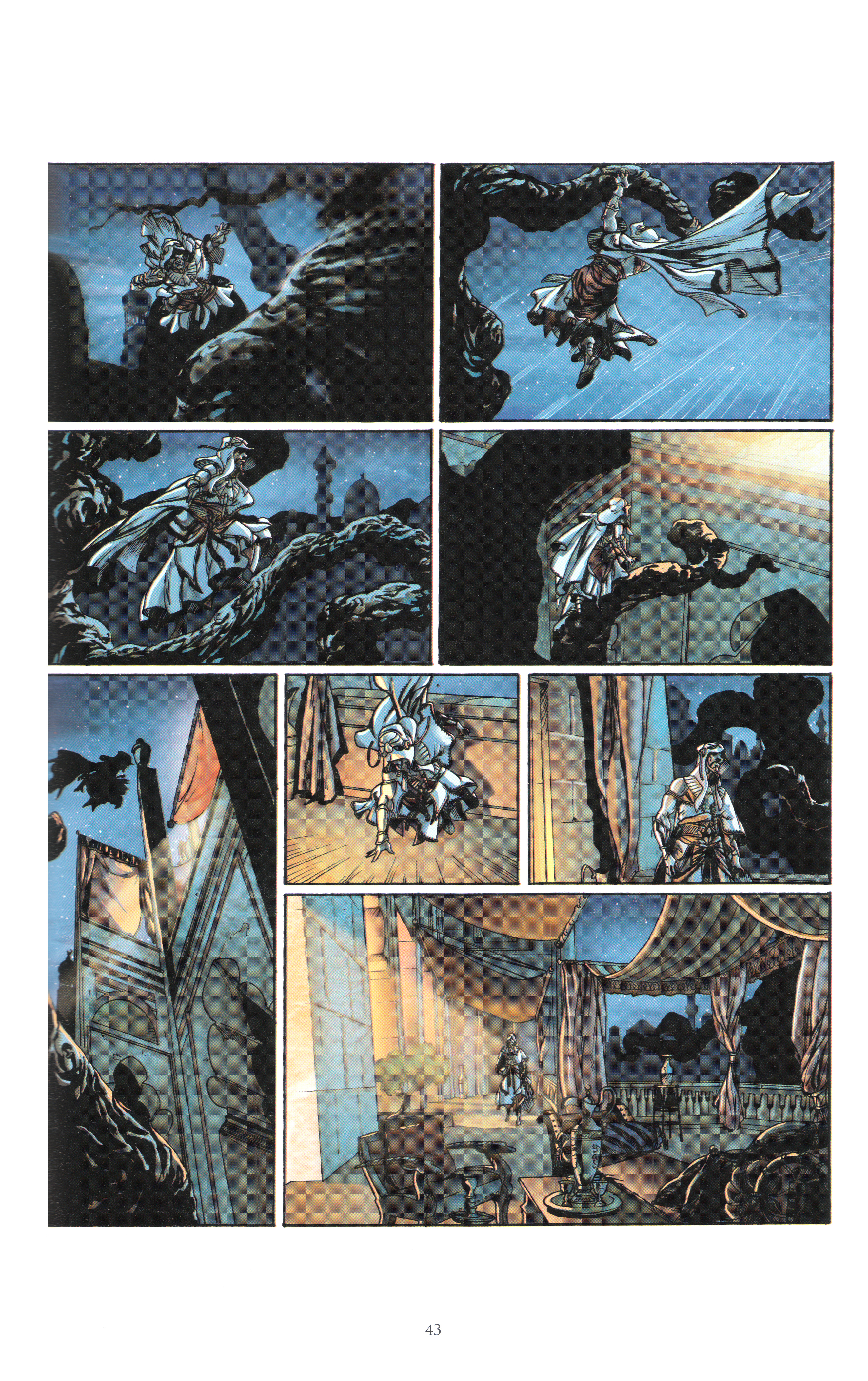 Read online Assassin's Creed (2012) comic -  Issue #4 - 43