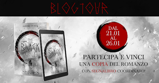The Black Circle di Alessia Doria - Blogtour: conosciamo i personaggi principali