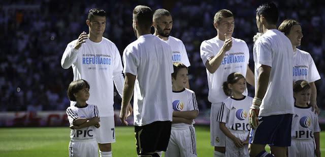 La sombra de IPIC sobrevuela el Bernabéu