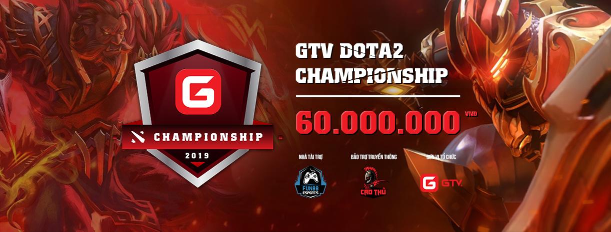 gdc thumb - Tổng kết giải đấu GTV Dota 2 Championship 2019: Đẳng cấp của Impunity