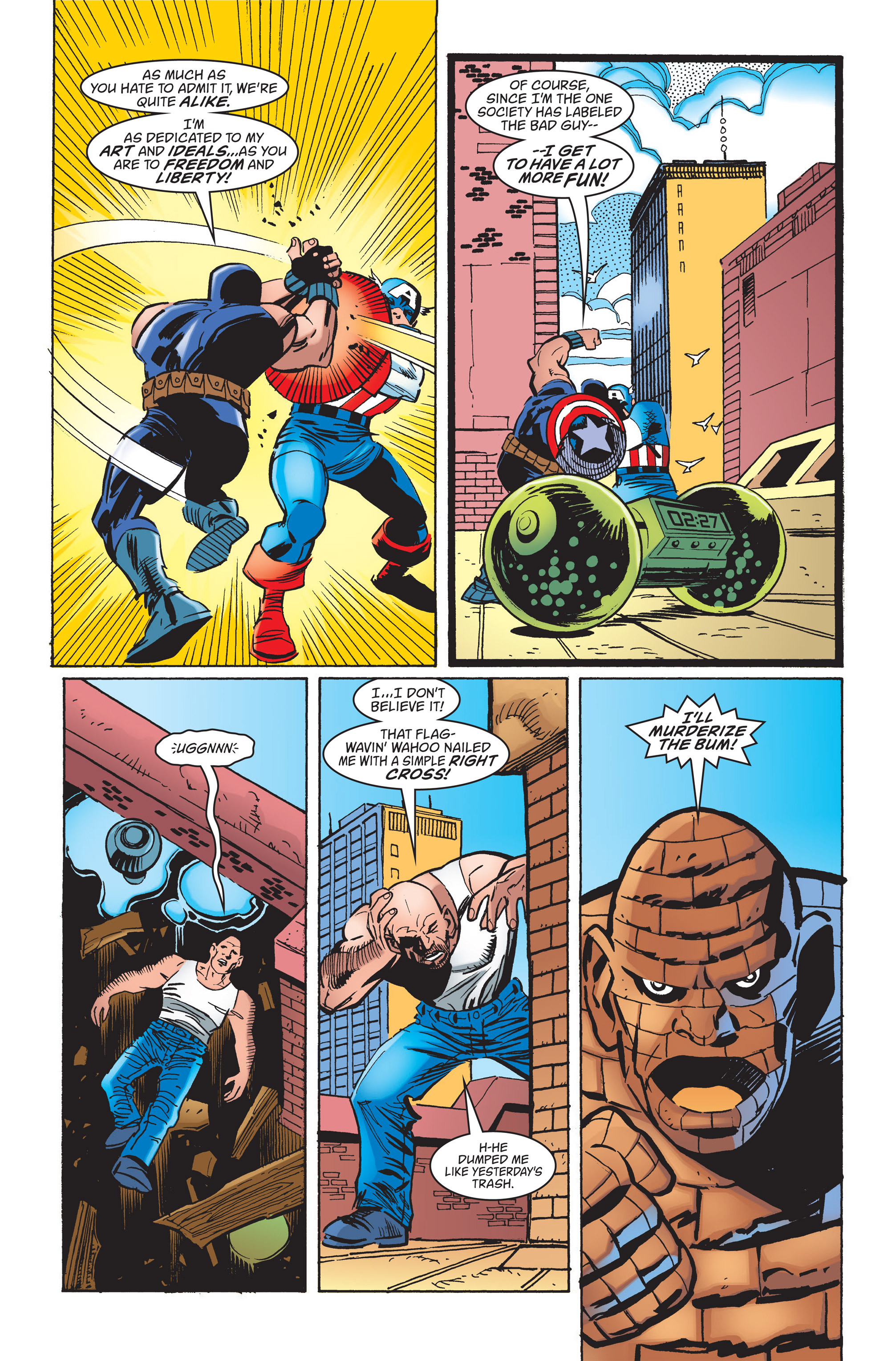 Captain America (1998) Issue #24 #30 - English 18