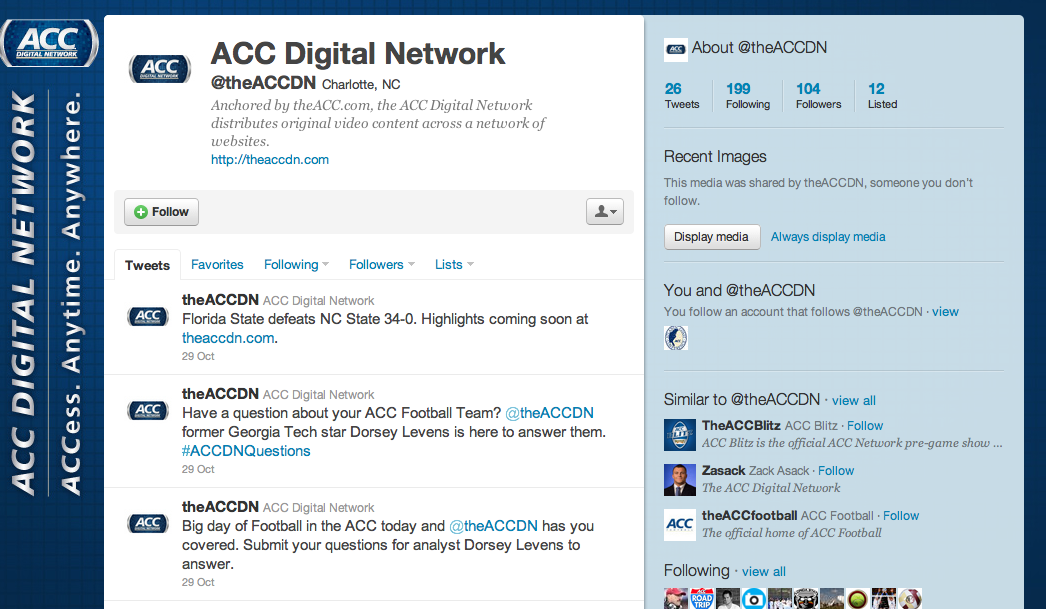 Digital Hoops Blast: The ACC Digital Network -- What it Means