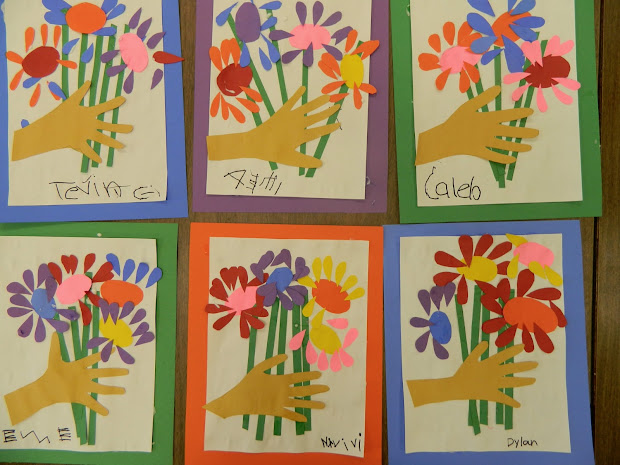 May Flowers Arts and Craft Preschool