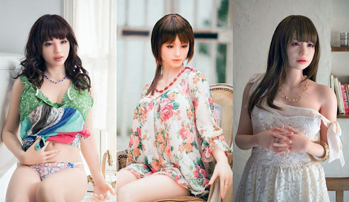 Японские резиновые женщины
