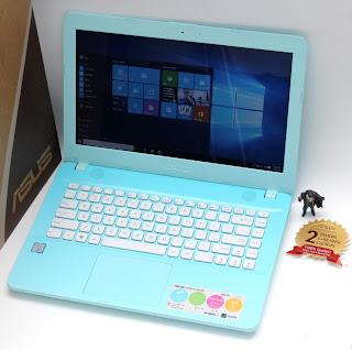 Laptop ASUS X441UA ( Core i3-6006U ) Bekas