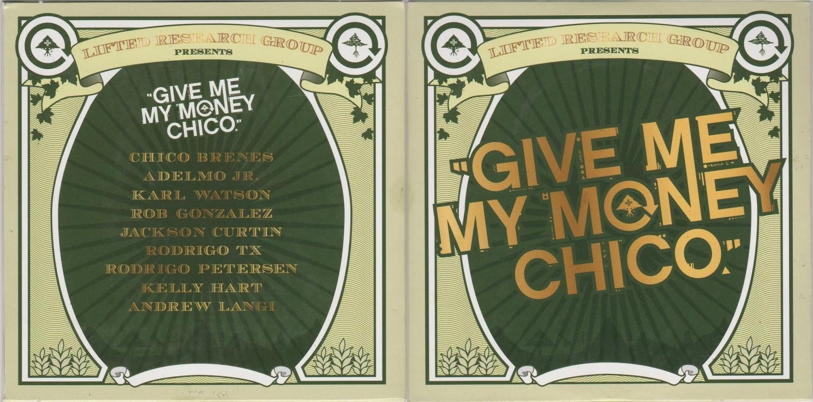 Give Me Money Website