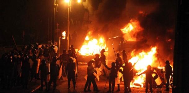 incendiu musulmani
